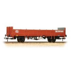 ** Bachmann 38-044 x 2 31 Tonne OBA Open Wagon BR Brown Railfreight