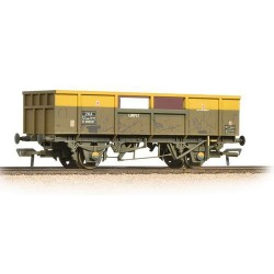 ** Bachmann 38-085C x 4 34T Limpet ZKA Wagon BR Departmental Weathered