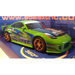 ** Scalextric C2671 NISSAN 350Z PIONEER Drift 1:32 Scale
