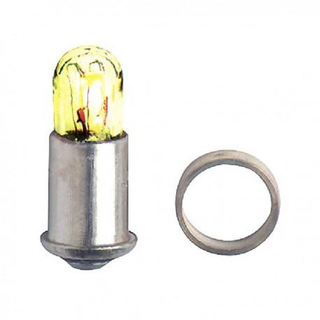 ** Fleischmann 6531 Spare Part 12v Single Clear Bulb x 1