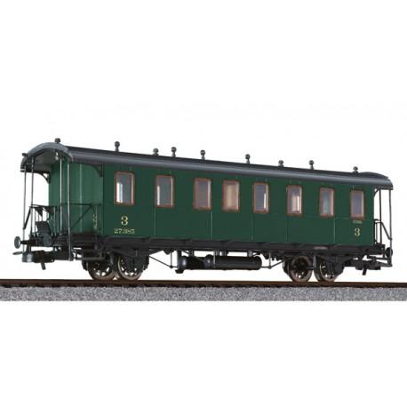 ** Liliput L334004 x 1 Passenger Coach 3rd Class Ci 27.385 SNCB Ep.II