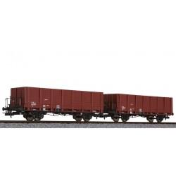** Liliput L230124 x 1 Planked Wagon Set SBB-CFF Ep.IV