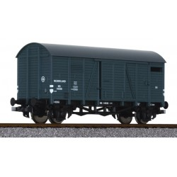 ** Liliput L235071 x 1 Covered Goods Wagon NS, Ep.III
