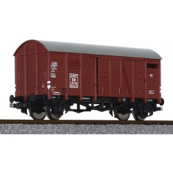 ** Liliput L235073 x 1 Covered Goods Wagon DB Ep.III