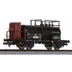 ** Liliput L235391 x 1 Chemical Tank Wagon 'BASF' DB Ep.III