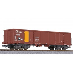 ** Liliput L235602 x 1 open wagon Eaos, SNCF