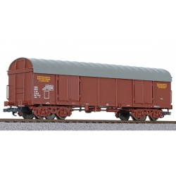 ** Liliput L235603 x 1 open wagon Eaos, SNCF, Covered