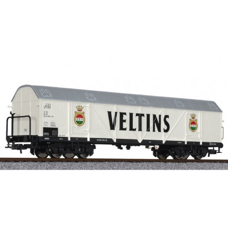 ** Liliput L235655 x 1 Four Axle Beer Wagon 'VELTINS' DB Ep.IV