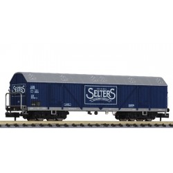 ** Liliput L265654 x 1 Four Axle Private Wagon 'Selters' DB Ep.IV