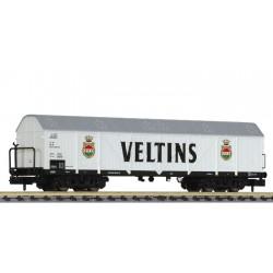 ** Liliput L265655 x 1 Four Axle Private Wagon 'VELTINS' DB Ep.IV
