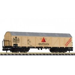 ** Liliput L265657 x 1 Four Axle Refrigerated Wagon 'Apollinaris' DB Ep.IV