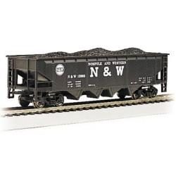 ** Bachmann 17642 x 1 40' Quad Hopper Norfolk & Western