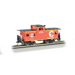 ** Bachmann 17726 x 1 36' Wide-Vision Caboose Chessie® Orange