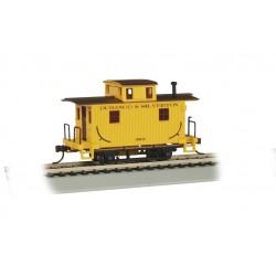 ** Bachmann 18403 x 1 Bobber Caboose Durango & Silverton