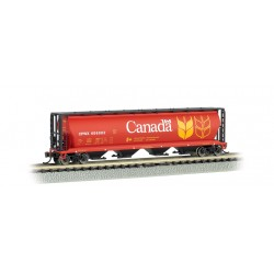 ** Bachmann 19181 x 1 Canadian 4-Bay Grain Hopper Canada Grain