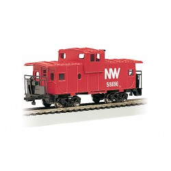 ** Bachmann 70792 x 1 36' Wide Vision Caboose Norfolk & Western
