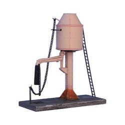 ** Graham Farish 42-0064  x 1 Scenecraft Parachute Water Tower (Pre-Built)