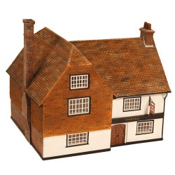 ** Graham Farish 42-124  x 1 Scenecraft Village Pub (Pre-Built)