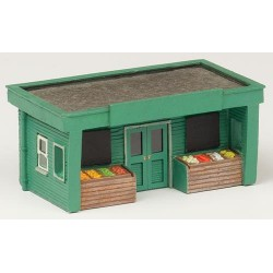 ** Graham Farish 42-150  x 1 Scenecraft Roadside Farm Shop (Pre-Built)
