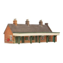 ** Graham Farish 42-164  x 1 Scenecraft Shillingstone Station Building (Pre-Built)