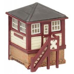 ** Graham Farish 42-182  x 1 Scenecraft Ground Frame Hut (Pre-Built)