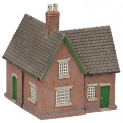 ** Graham Farish 42-190  x 1 Scenecraft Crossing Keepers Cottage (Pre-Built)