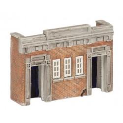 ** Graham Farish 42-234  x 1 Scenecraft Low Relief Public Convenience (Pre-Built)