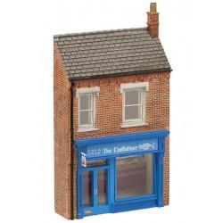 ** Graham Farish 42-266  x 1 Scenecraft Low Relief Fish & Chip Shop (Pre-Built)