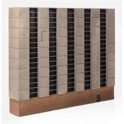 ** Graham Farish 42-298  x 1 Scenecraft Low Relief Boiler House (Pre-Built)