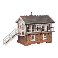 ** Bachmann 44-0060  x 1 Scenecraft March West Signal Box (Pre-Built)