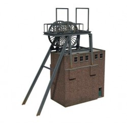 ** Bachmann 44-0075  x 1 Scenecraft Colliery Pit Head Lift (Pre-Built)