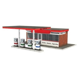 ** Bachmann 44-0077  x 1 Scenecraft Filling Station (Pre-Built)