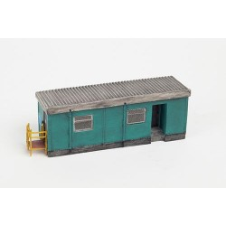 ** Bachmann 44-055  x 1 Scenecraft Site Office (Pre-Built)