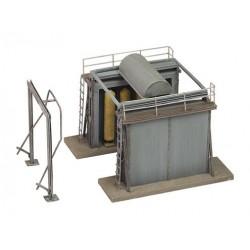 ** Bachmann 44-184  x 1 Scenecraft Mechanical Wash Plant (Pre-Built)