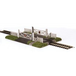 ** Bachmann 44-189  x 1 Scenecraft Gated Level Crossing (Pre-Built)