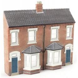 ** Bachmann 44-202  x 1 Scenecraft Low Relief Terrace House Fronts (Pre-Built)