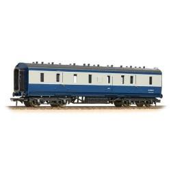 ** Bachmann 34-332  x 1 50ft Ex-LMS Parcels Van Blue/Grey