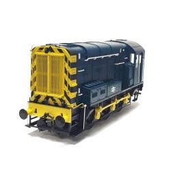 ** Dapol 7D-008-011 Class 08 Diesel BR Blue 08173 No Ladder