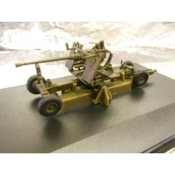 ** Oxford Diecast 76BF001 Bofors Gun 40mm Brown