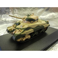 ** Oxford Diecast 76SM001 Sherman Tank MK III 10th Armoured Division 1942
