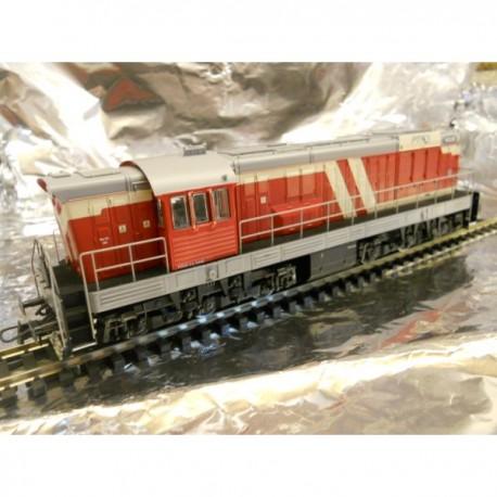** Roco 72784 PTK Rybnik S250 Diesel Locomotive Era V DCC Sound