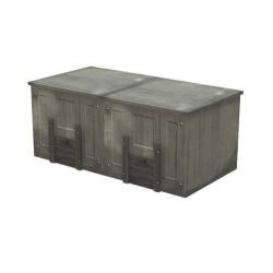 ** Bachmann 44-538 Scenecraft Domestic Coal Bunkers (Pre-Built)