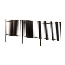 ** Bachmann 44-562 Scenecraft Metal Fencing (Pre-Built)