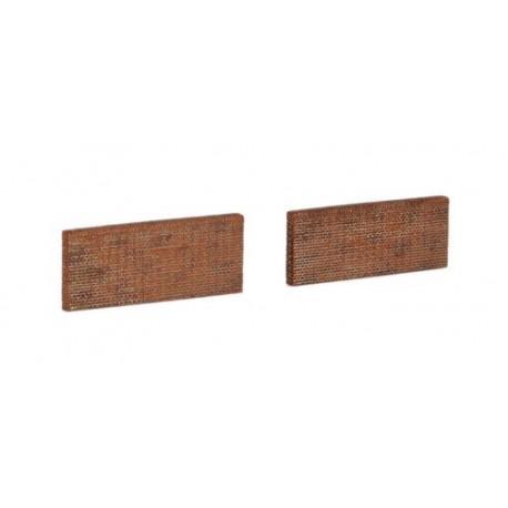 ** Bachmann 44-565 Scenecraft Victorian Wall Sections (Pre-Built)