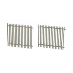 ** Bachmann 44-505 Scenecraft Security Fence (Pre-Built)