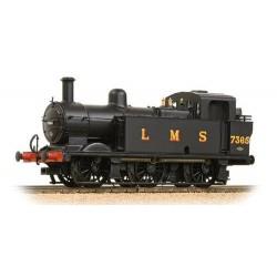 ** Bachmann 32-227DS Fowler Class 3F 0-6-0 (Jinty) 7365 LMS Black (DCC-Sound)