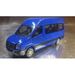 ** Herpa Vans 049948-002 VW Crafter High Roof, Ultramarin Blue