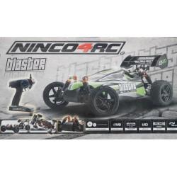 ** Ninco NH93041 Ninco4RC 1/10 Blaster XB-10 2.4G RTR Radio Control Approx 50Mtr Range