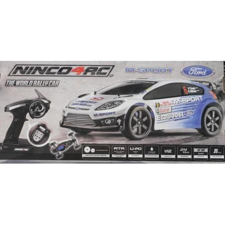 ** Ninco NH93072 Ninco4RC 1/12 Ford Motorsport 2.4G RTR