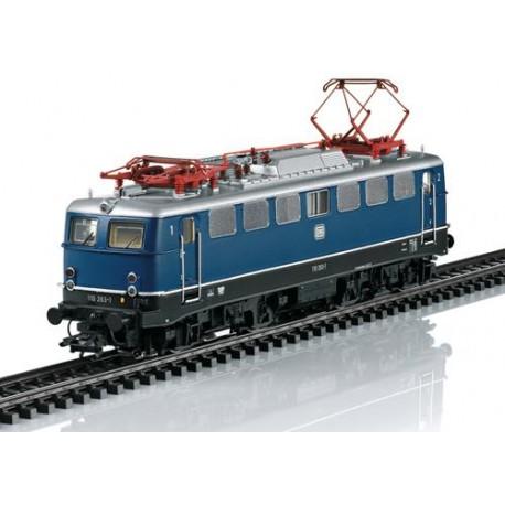 ** Marklin 37108 DB BR110.1 Electric Locomotive IV (MFX-Sound)